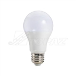 Topaz - 77008 LA19/9/27K/D-46 LED A19,TopazLA19927KD46,Topaz #77008, Topaz 77008,Topaz-77008, 5 Watt Dimmable LED A19, Energy Star LED A19 2700K