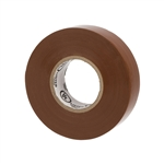 "Topaz – 866BRN Brown Electrical Tape,Topaz – 866BRN Blue Electrical Tape, Topaz #866BRN, Topaz 866BRN, Brown Electrical Tape 3/4"" x 66' Topaz #866BRN, Brown PVC Electrical Tape Topaz #866BRN"