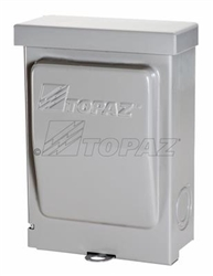 Topaz - ACD51 A/C Disconnect,60AMP Fused Disconnect, Topaz #ACD51, Topaz ACD51