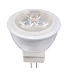 Topaz - LM16/7/830/FL/D/G6-33 LED MR-16, TopazLM167830FLDG633, Topaz #76614, Topaz-76614,Topaz 76614, 7 Watt LED MR-16 GU5.3 Base 3000K