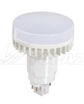 Topaz - LPLT12D/827/V-89 LED PLUG-IN LAMP, TopazLPLT12D827V89, Topaz#70736,Topaz-70736,Topaz 70736, Compact Fluorescent LED Retrofit, CFL LED Replacement