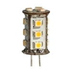 Z-G4-15WW LED Warm White G4 Base, JKL# Z-G4-15WW