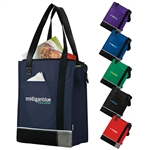 Logo Imprinted Tri-Tone KOOZIE® Lunch Sack