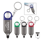 Custom 3-in-1 Stylus w-Key Ring