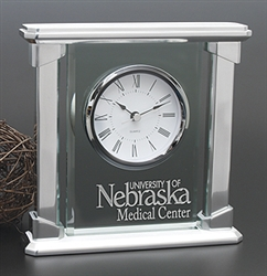 Personalized Parthenon Clock
