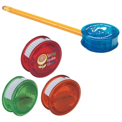 Custom Plastic Easy Cleaning Pencil Sharpener