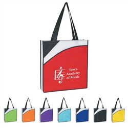 Promotional Non-Knitted Conference Tote Bag
