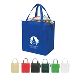 Promotional Insulated Non-Knitted Shopper Tote