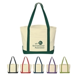Promotional Heavy Cotton Boat Tote