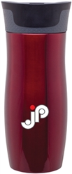 Custom Contigo Red West Loop Steel Bottle 16oz