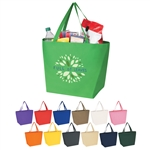 Promotional Budget Shopper Non-Knitted Tote Bag