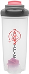 Custom Contigo Shake Red Plastic Bottle 28oz