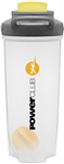 Custom Contigo Shake Yellow Plastic Bottle 28oz