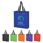 Promotional Non-Knitted Grommet Tote Bag