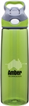 Custom Contigo Addison Lime Copolyester Bottle 24oz