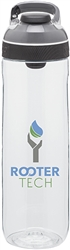 Custom Contigo Cortland Clear Copolyester Bottle 24oz