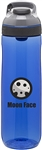Custom Contigo Cortland Blue Copolyester Bottle 24oz