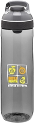 Custom Contigo Cortland Charcoal Copolyester Bottle 24oz