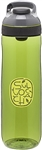 Custom Contigo Cortland Lime Copolyester Bottle 24oz