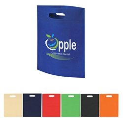 Promotional Non-Woven Heat Sealed Exhibition Tote