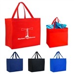 Promotional Non-Woven Heat-Sealed Grande Tote