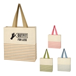 Promotional Dash Natural Jute Tote Bag