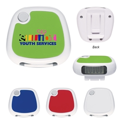 Custom Step Counter Pedometer