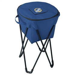 Game Day Standing 50 Can Tub Cooler with Logo
