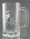 Promotional Brewmaster Deep Etched Tankard 16oz