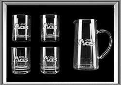 Promotional Renaissance Five Piece Pitcher Set