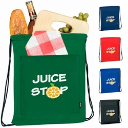 Custom Drawstring KOOZIE® Backpack Kooler