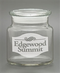 Personalized Deep Etched Ravenna Jar 16oz