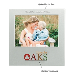 "Custom Aluminum 4"" X 6"" Photo Frame"