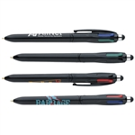 Custom BIC 4-Color Multi-Function Stylus Pen