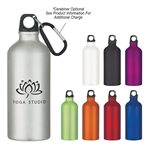 Custom Aluminum Bike Water Bottle 20oz