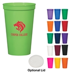 Custom USA Made Stadium Cup 22oz