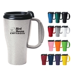 Custom Omega Mug w-Slider Lid 16oz