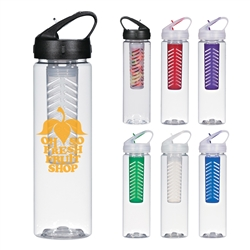 Custom Fruit Fusion Water Bottle 25oz