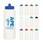 Custom Super Sports NEW Water Bottle 32oz