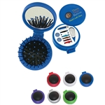 Custom Mirror & Brush 3-In-1 Sewing Kit