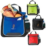 Custom Alpine Crest Imprinted Lunch Cooler
