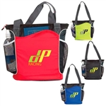 Promotional Alpine Crest Imprinted Cooler Tote