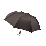 Auto Open Barrister Branded Folding Umbrella