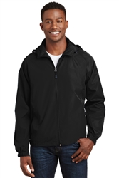 Sport-Tek Hooded Raglan Light Weight Jacket