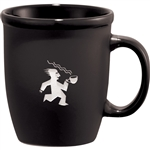 Cafe Au Lait Ceramic Mug 12oz Laser Etched