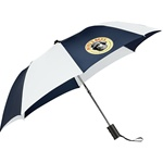 Custom Auto Folding Slim Stick 42-Inch Umbrella