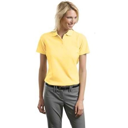 Ladies Port Authority Stain-Resistant Polo