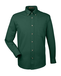Men's Easy Blend Long Sleeve Button Down Shirt
