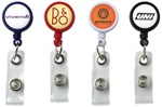Custom Mini Me Logo Imprinted Badge Reel