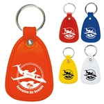 Personalized Continental Logo Key Chain